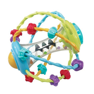 International Playthings Swirly Orb Toy Review