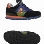 New Balance Launches Co-Branded Kids Shoe Collection With Peanuts For Fall 2009