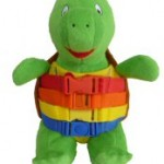 Keeping Baby Busy with Bucky the Turtle Buckle Toy