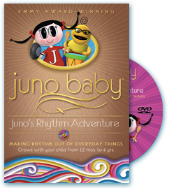 Juno Baby: Juno's Rhythm Adventure DVD Review\