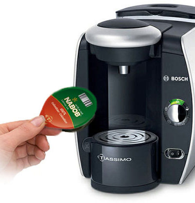 I Fell In Love..with Tassimo!