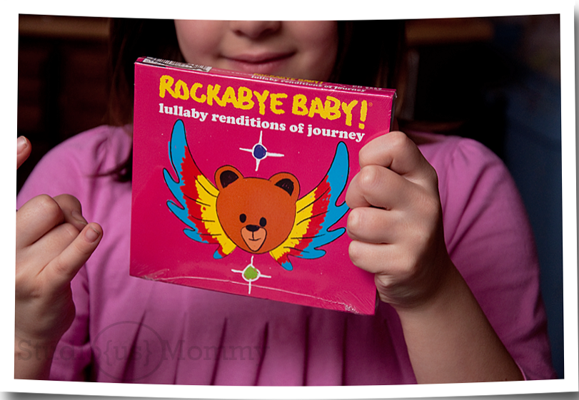 Rockabye Baby – Lullaby Renditions of Journey – Review
