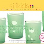 Toss the Plastic with Silikids Siliglass