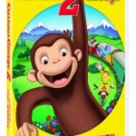 CURIOUS GEORGE 2: FOLLOW THAT MONKEY on DVD 3/2/10