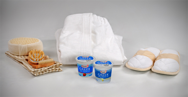 Nourish You Inner Goddess with Yoplait Greek Yogurt