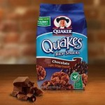 "Quaker ""Quakes"" Chocolate Rice Snacks – FAIL"