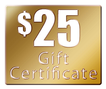 Ecomom $25 Gift Certificate