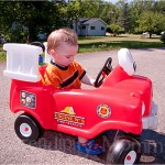 Little Tikes Spray & Rescue Fire Truck Review