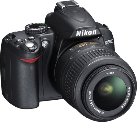 Have You Met the Nikon D3000?