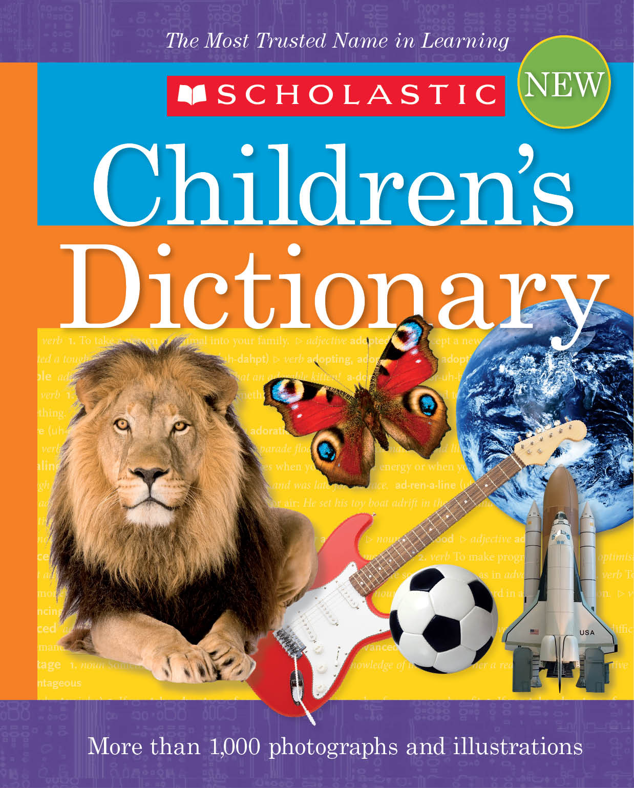 Scholastic Children's Dictionary Back-To-School Blog Tour