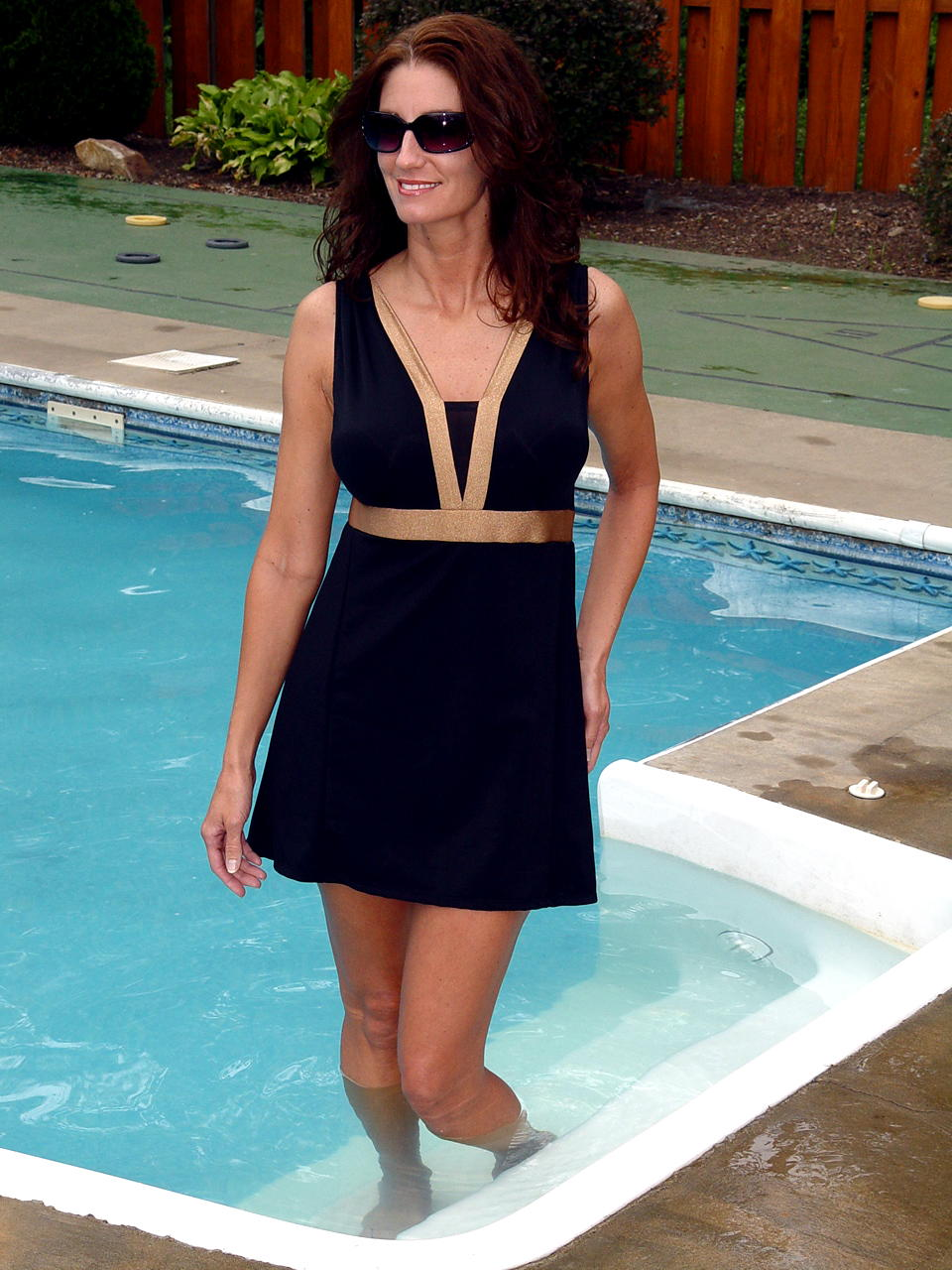 Slimming Swimsuits! SlimPerfect Review & Giveaway
