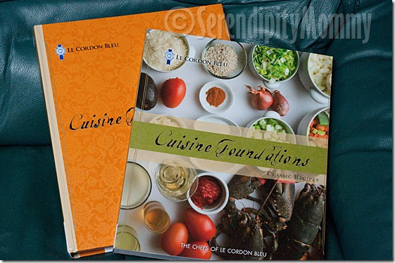 Cuisine Foundations from Le Cordon Bleu Books Review