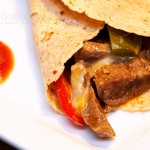 Quick And Easy Pepper Steak Fajitas