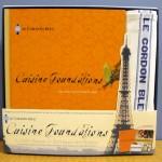 Le Cordon Bleu Cookbook Gift Set Giveaway