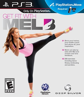 Getting Fit with Mel B. PS3 Review