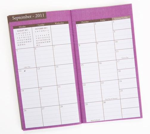 Get Organized – Carolina Pad Calendars and Planners Review ...
