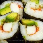 Watashi wa sushi ga dai-suki desu – I like Sushi Very Much!