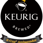 Brew The Perfect Cup: I'm A K-Cup Ambassador