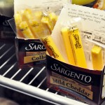 Healthy Snacking with Sargento Fridge Packs