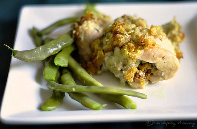 StoveTop Stuffed Chicken
