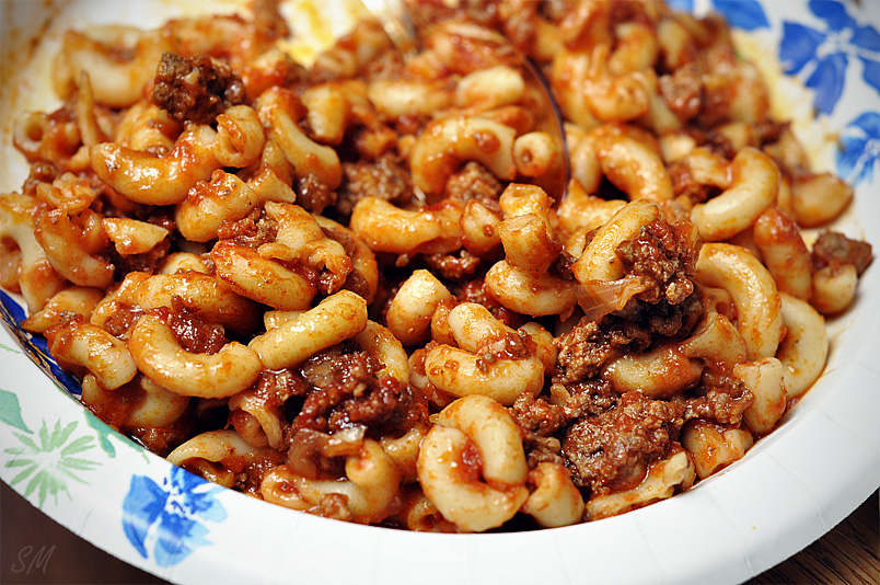 My Mom's Goulash