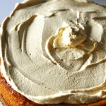 Homemade Pumpkin Spice Whipped Cream