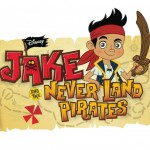 Disney Junior's Jake and the Never Land Pirates #JakePirates