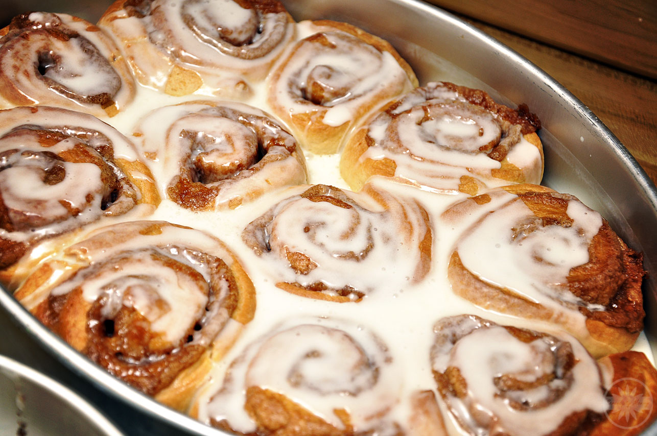 Cinfully Good Cinnamon Rolls
