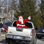 Wordless Wednesday – Redneck Santa