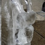 Wordless Wednesday – Ice Carving