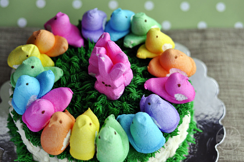 "A Sneak ""Peep"" Into My Spring Baking!"