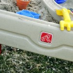 Step2 Adjustable Sand and Water Table Review & Giveaway