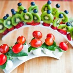 Stylish Bites! Rainbow Hors d'oeuvres Set {$50 UncommonGoods GC Giveaway!}
