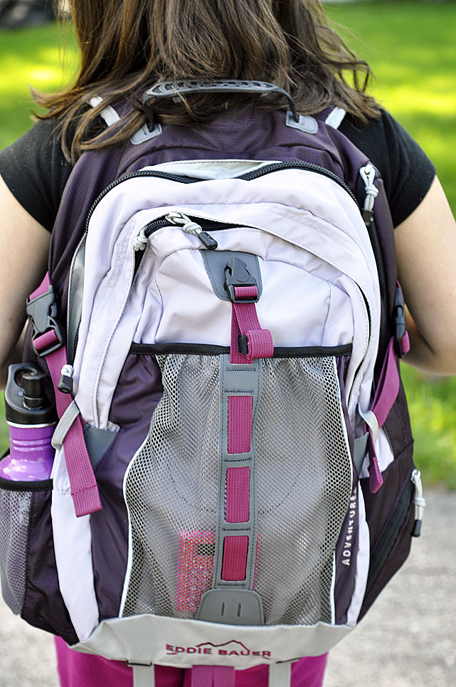 Back To School – Eddie Bauer Backpacks and Messenger Bag