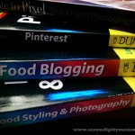 Food Blogging Resource Books ; For Dummies and Plate to Pixel