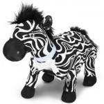 Can Zebras Be Cozy? Zoobies Zulu The Zebra Review