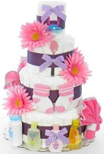Diaper Cakes – Such A Cute Baby Gift!