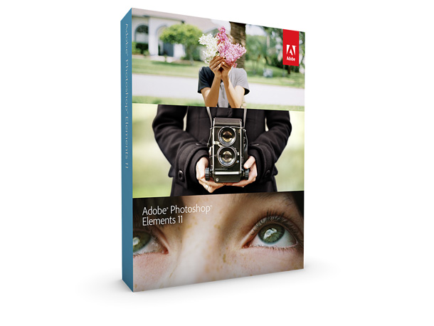 Adobe Photoshop Elements 11 Box