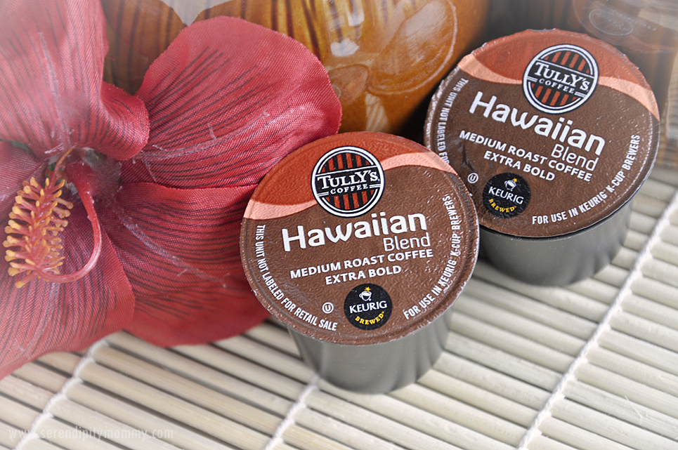 My Perfect Cup – Tully's Hawaiian Blend from Green Mountain Roasters #yourperfectcup