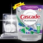 I'm a Cascade My Platinum Ambassador