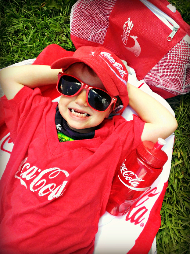 Open for Summer with Coca-Cola Giveaway