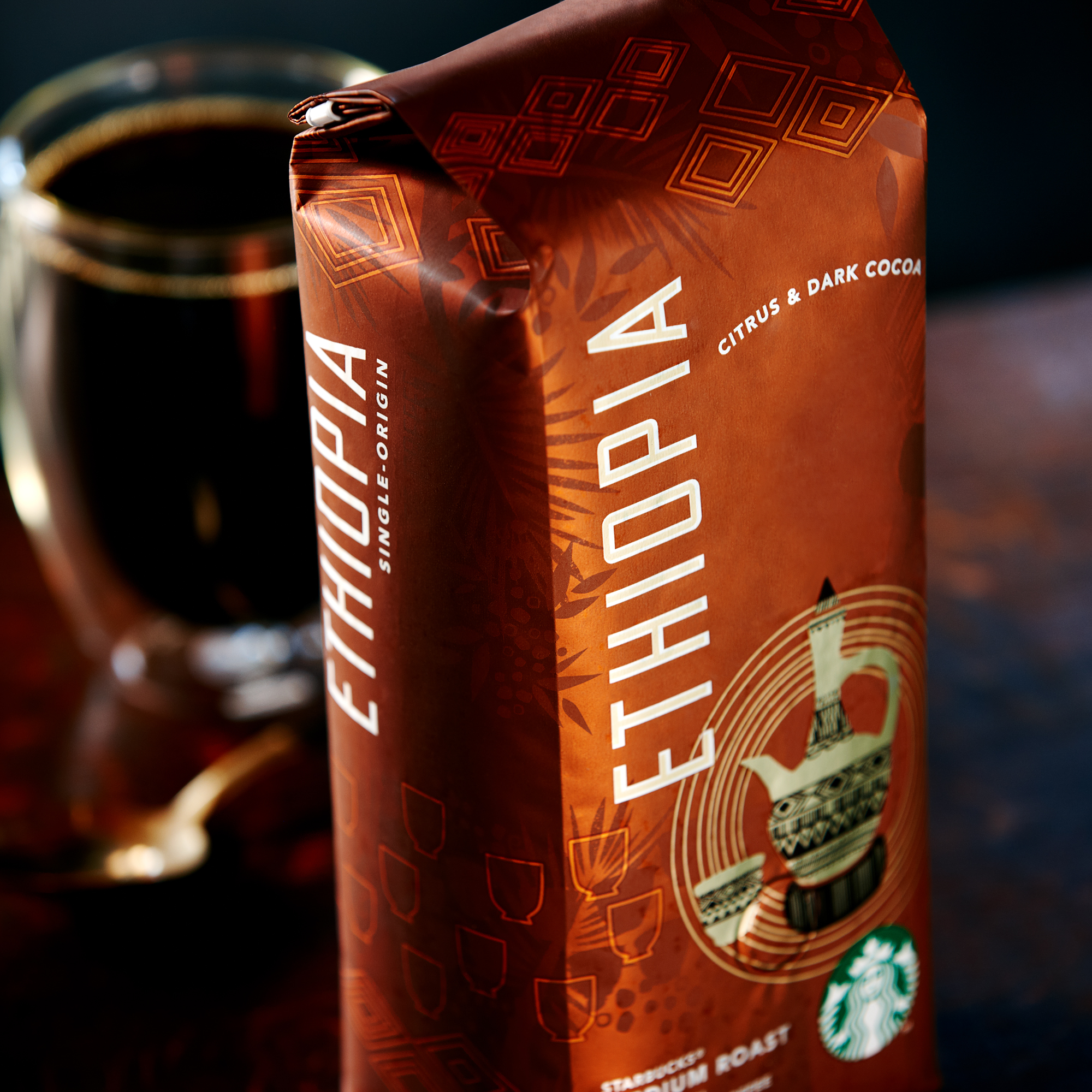 Celebrating World Coffee Day with Ethiopia Coffee {$25 Starbucks Gift Card Giveaway}