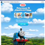 Any Time is Thomas Time Facebook Contest #ThomasTime