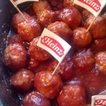 Ultimate Party Meatballs Recipe from Heinz