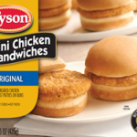 Quick Snacks for Busy Families – Tyson® Mini Chicken Sandwiches #tysonminis #sponsored