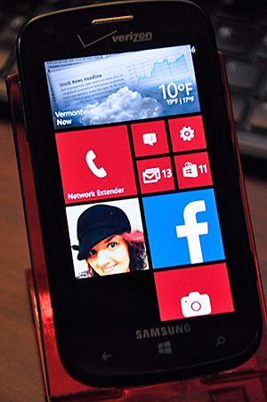 Samsung ATIV Odyssey Windows Phone Review #Verizon