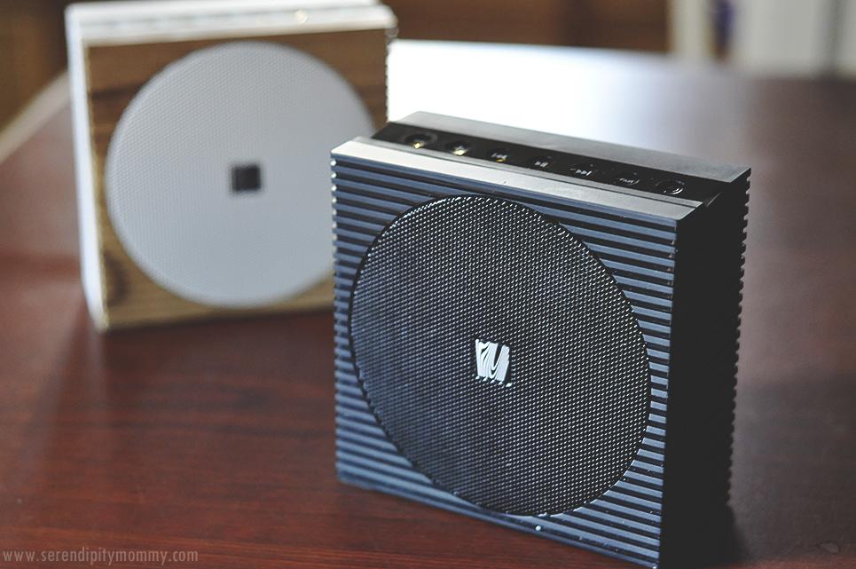Soundfreaq Sound Spot Bluetooth Speaker Review #MC #SoundSpot