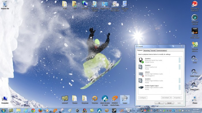 Bluetooth Shortcuts on Windows 2