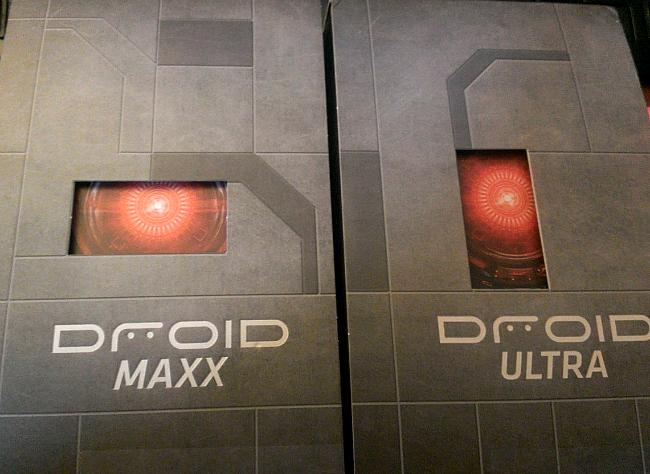 Droid Ultra VS. Droid Maxx