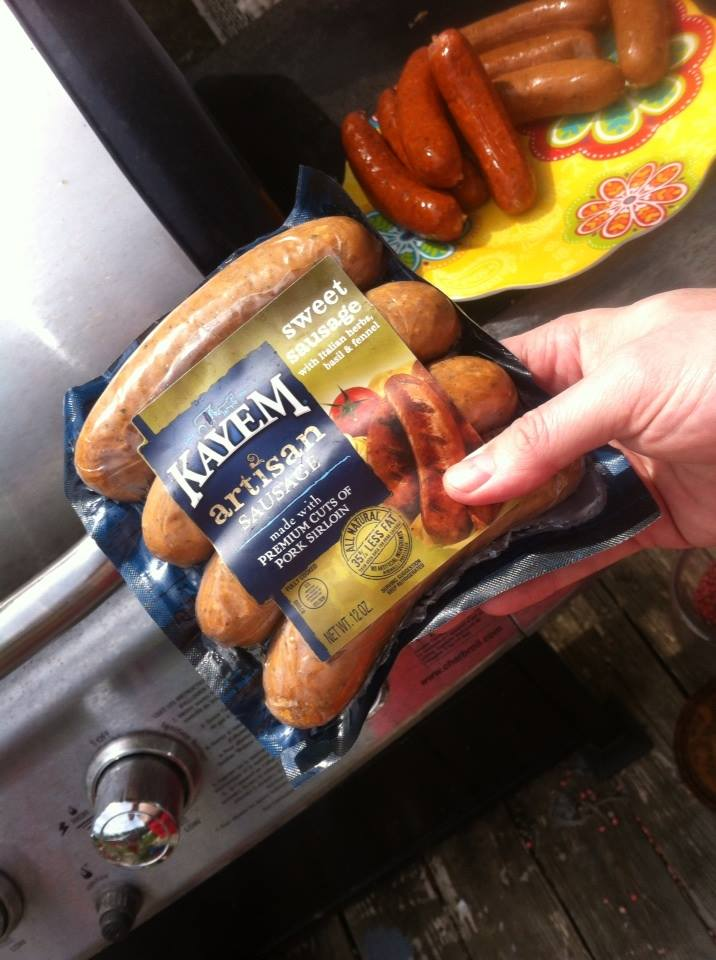 Not Just Any  Tailgating Sausage – Kayem Artisan Sausages